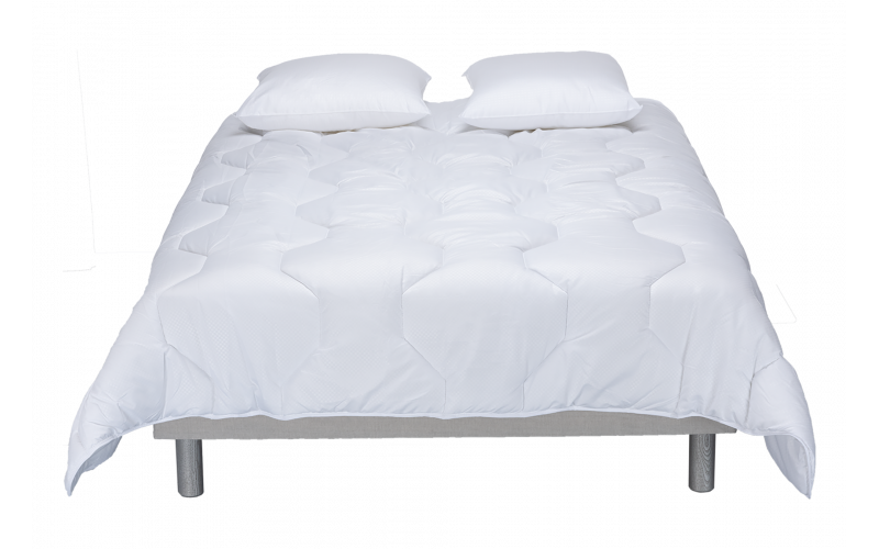 Pack - matels Cup 100-sommier Adova-Pack couette Classique