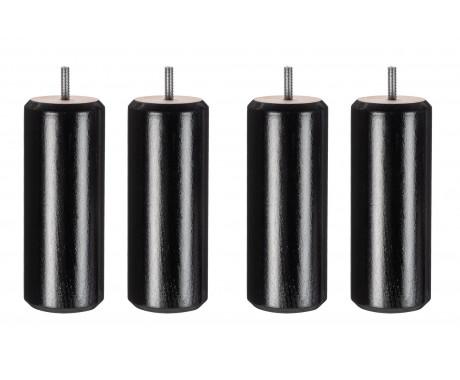Cylindre Noir 17 cm
