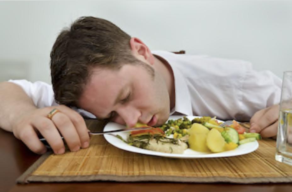 Les  cinq règles d'or de votre dîner pour un sommeil apaisé