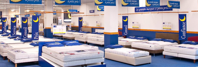 magasin la compagnie du lit
